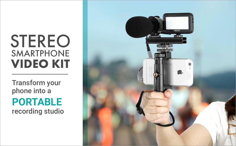 movo youtube equipment vlogging kit youtube starter kit vlogging equipment youtube lighting