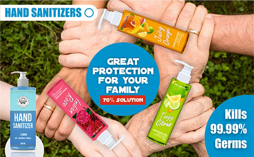 Hand Sanitizers, Hand Sanitizers