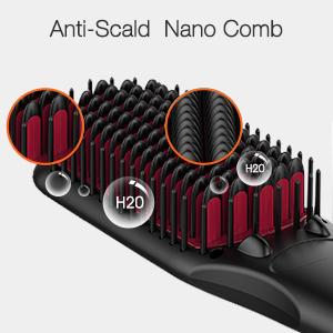 anti-scald nano comb