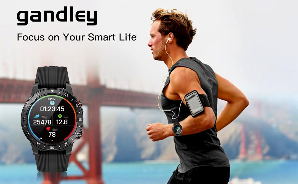 anmino smart fitness tracker