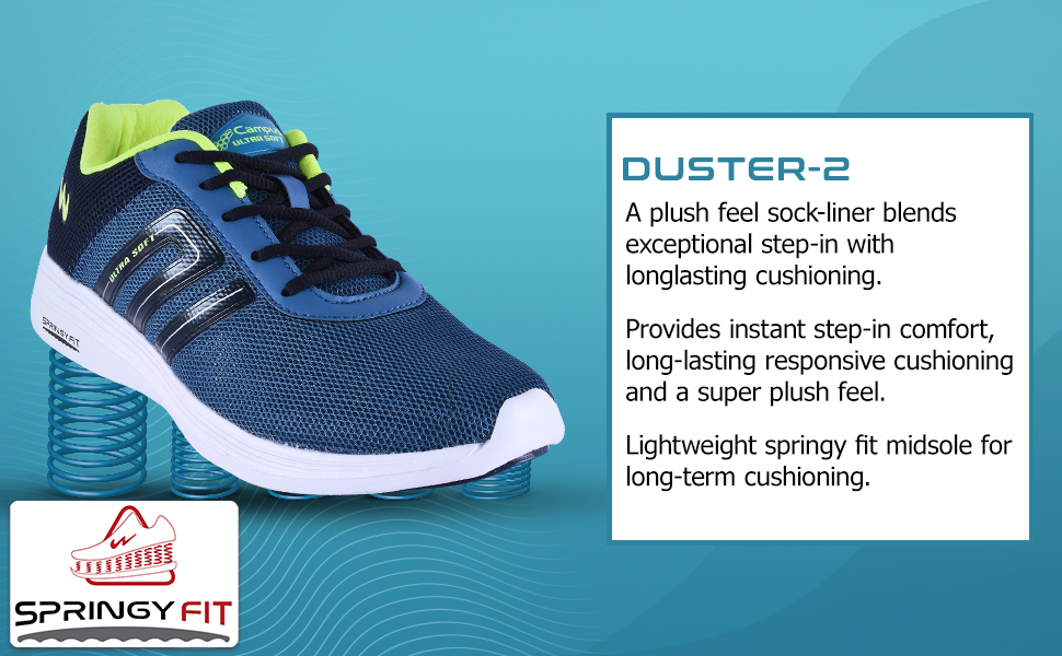 Duster-2 -Spring Fit