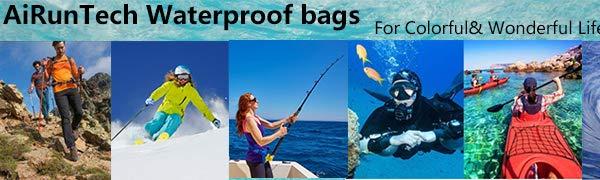AiRunTech waterproof pouch