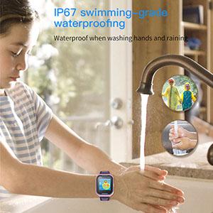 IP67 Waterproof Gps Watch