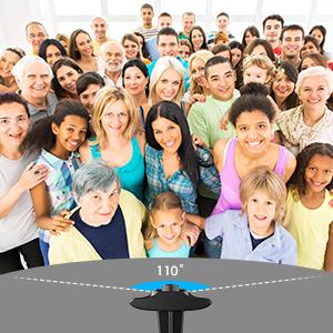 PC Webcam con micrófono