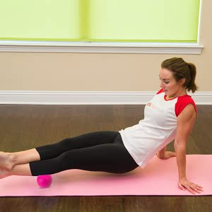 Relieve muscle knots and tight muscles