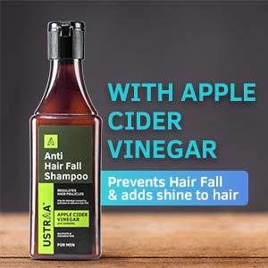 ustraa, shampoo, anti-hair fall shampoo, hair care