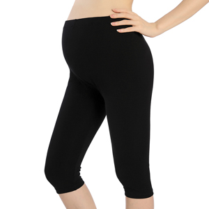 Maternity Pants Smooth Surface Novel Style Skin-friendly Pregnant Women Pants