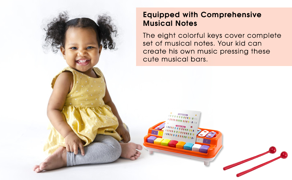 Piano Xylophone for Kids