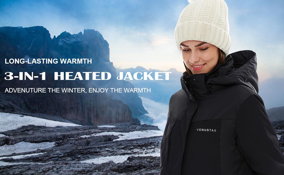heated jacket women heated jacket for women heated coat women