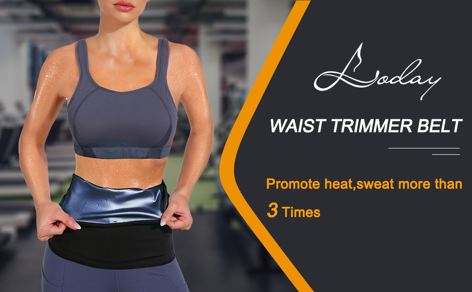 loday waist trimmer