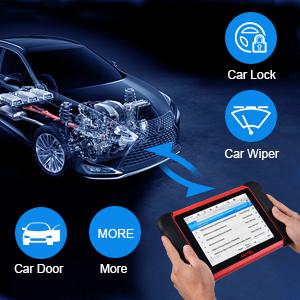 MK906BT diagnostic scan tool automotive scanner obd2 scanner active tests