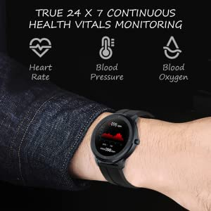 hearr rate monitor watch