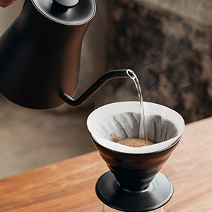 Intelligentsia pour over coffee