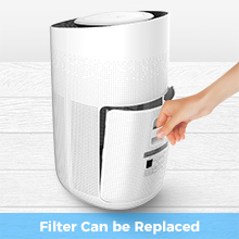 max  Amrobt Smart Wi-Fi Air Purifier for Home Large Room with True HEPA Filter.4-layer Filtration, Odor Eliminator for Allergies and Pets, Ionic & Sterilizer, Air Cleaner for Office & Home, Rid of Mold, Smoke, Odor. Works with Alexa 13c928b3 53e4 4185 b869 f9e165117300
