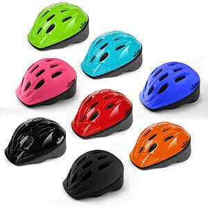 colors for choice, Matt black, Glossy black, Blue, Green, Light Blue, Red, Orange and Pink
