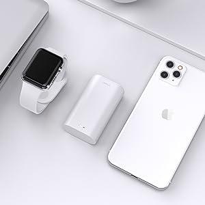 iWALK Cargador portatil movil 9000mAh Power Bank Mini bateria ...