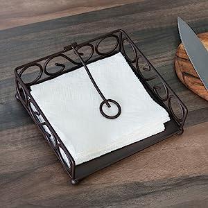 napkin holder, napkin rings, christmas napkin rings, wood napkin holder, napkin holder canada