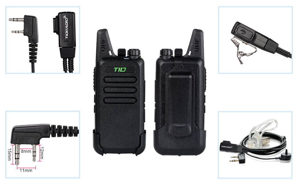 radios walkie talkies