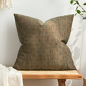 farmhouse pillow covers rustic home decor linen pillows