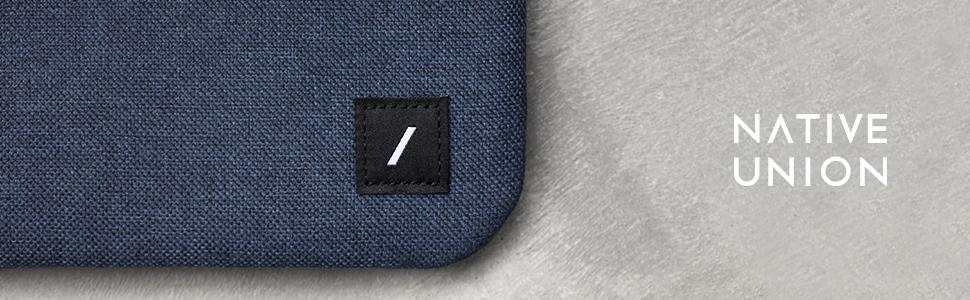 Native Union Stow Lite Organizer electronic travel minimalist protection carry tech waterproof tough