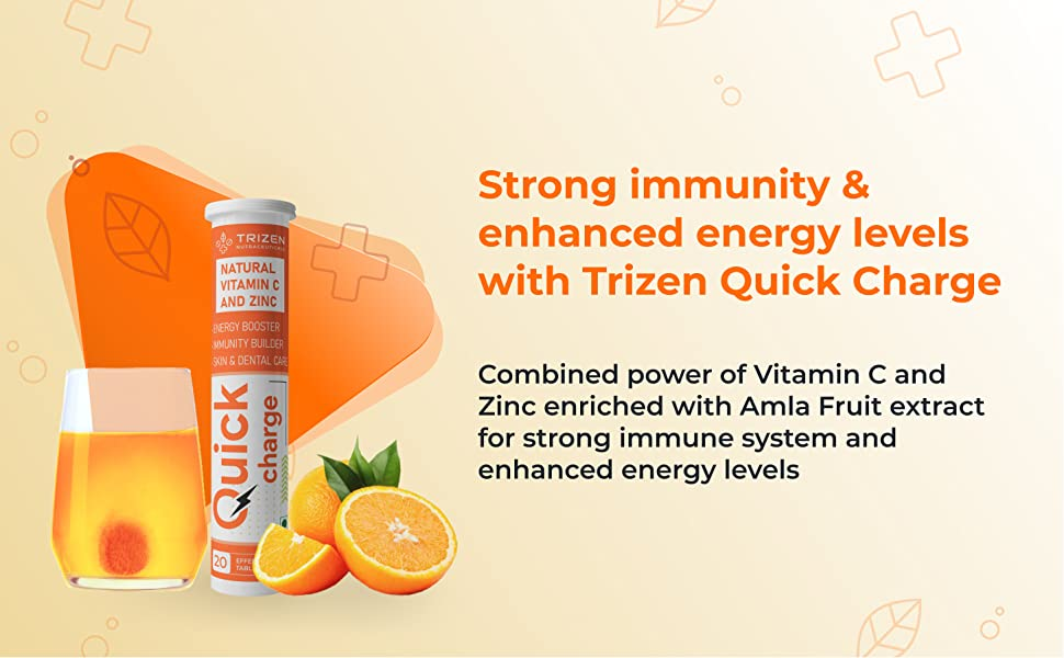 Trizen Quick Charge