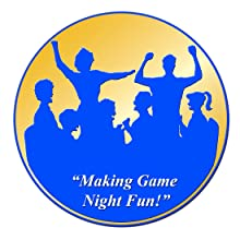 Eyecatcher Board Game Family Board Game Night Logo