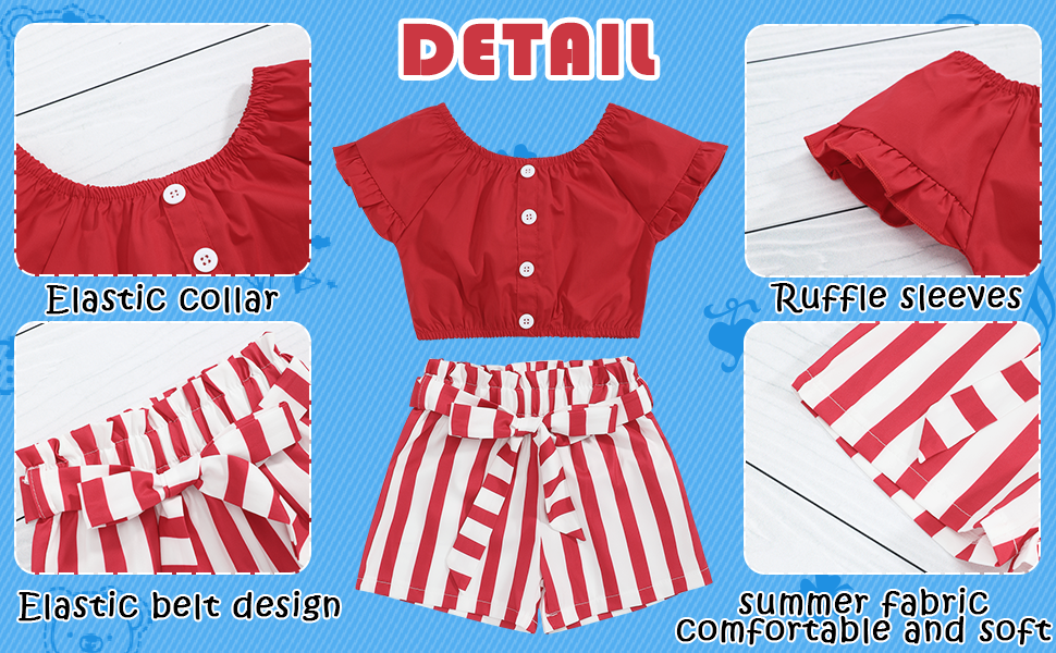 Baby Girl Clothes Outfit