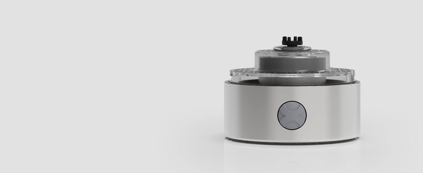PROMiXX iX-R detachable motor unit for  Protein shaker bottle gym electric rechargeable sports