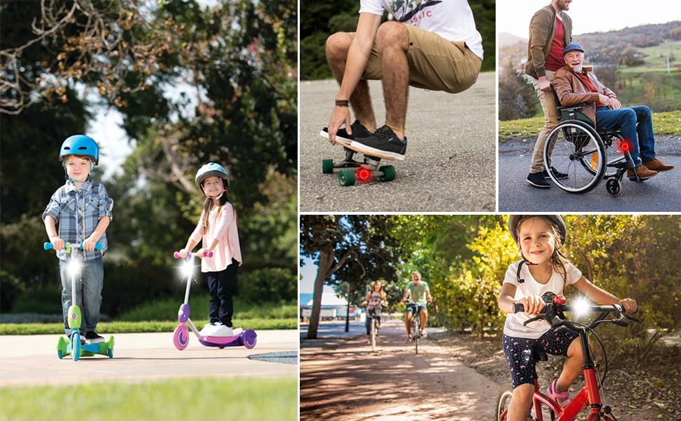 bike safety accessories
