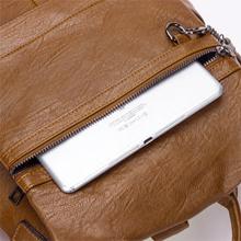 Front Big Zipper Pocket