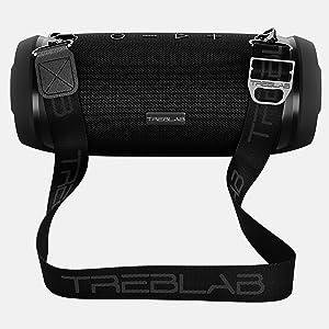 treblab hd max big outdoor bluetooth speaker