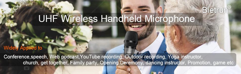 bluetooth professional portable karaoke microphones microfonos inalambricos Rechargeable wireless
