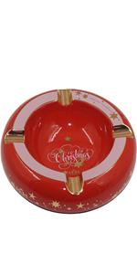 Merry Christmas Cigar Ashtray