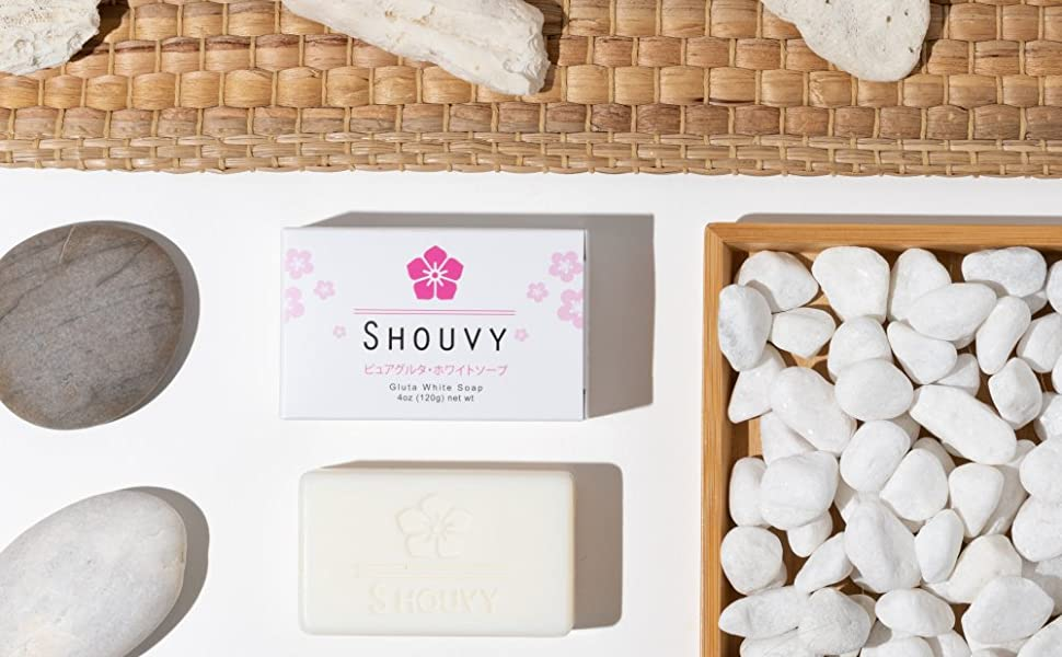 SHOUVY GLUTA SOAP