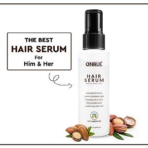 Hair serum for stylish hair, Nourishing and Frizz Control Serum