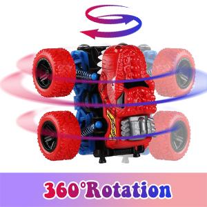 Rotation Stunt 360°