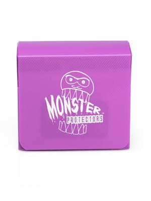 Monster Protectors Trading Card Boxes Purple