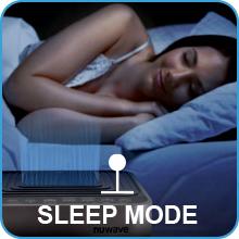 Nuwave Oxypure Sleep Mode