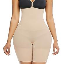 tummy control body shaper seamless shapewear