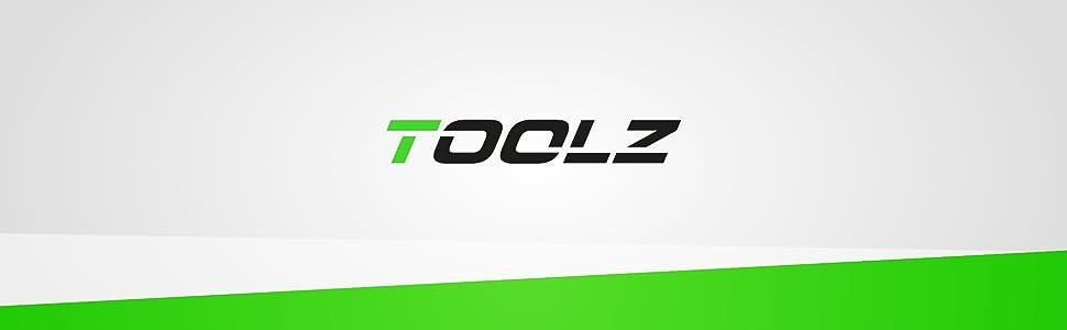 TOOLZ Logo - Marke für Sport, Training, Workout