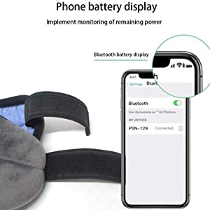Sleep Masks Headphones
