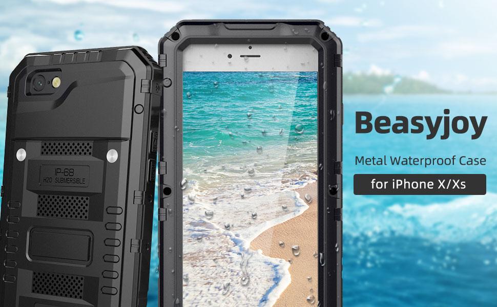 iphone Xs  waterproof case