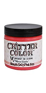 Critter Color Temporary Fur Dye