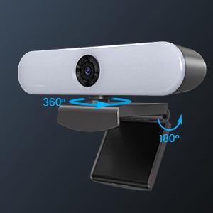 360 degree webcam