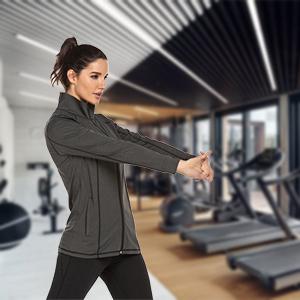 Fitness jacket