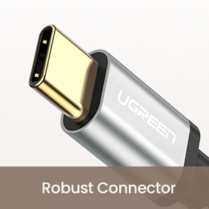 UGREEN USB C Cable Type C to USB A Fast Charger Nylon Braided