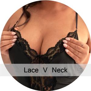 Sexy V Neck Lingerie