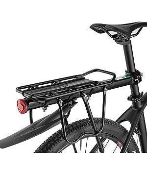 ROCKBROS fiets bagagedrager snelsluiting ontwerp Alu Max 75KG