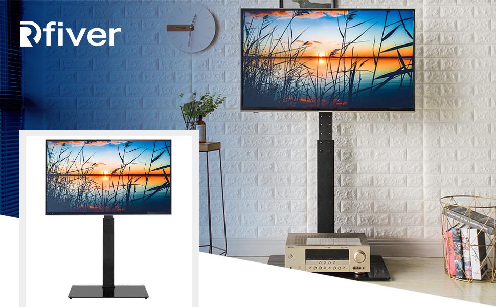 stojący stojak na telewizor