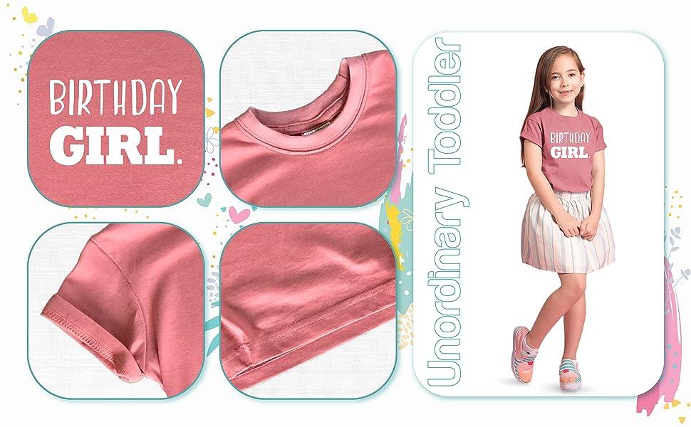 Girls - Birthday Girl dot
